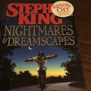 """Nightmares & Dreamscapes"" by Stephen King hardbk"